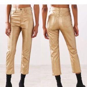 Urban outfitters high waist girlfriend jeans